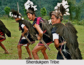 Tribes of West Kameng District
