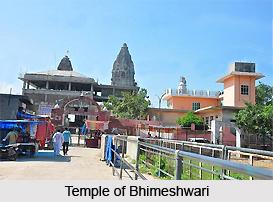Temple of Bhimeshwari