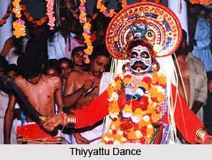 Thiyyattu Dance, Kerala