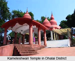 Tourism in Dhalai District