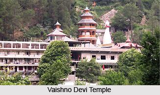 Vaishno Devi Temple, Kullu, Himachal Pradesh