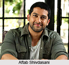 Aftab Shivdasani, Indian Actor