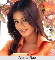 Amrita Rao, Bollywood Actress