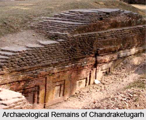 Chandraketugarh, Archaeological Site in West Bengal