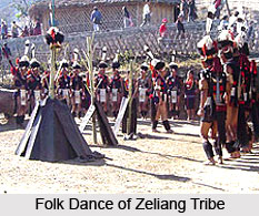 Folk Dance of Nagaland