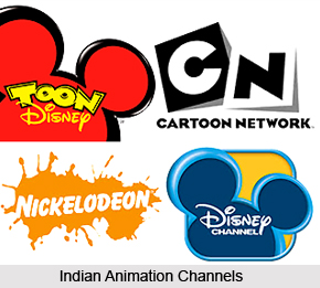 Indian Animation Channels