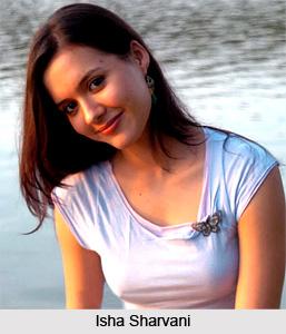Isha Sharvani, Indian Actress