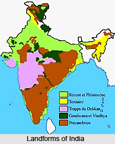 Geological History of India
