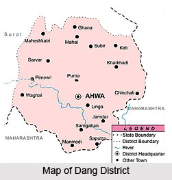 Dang District, Gujarat