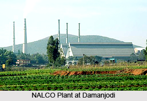 nalco damanjodi power plant