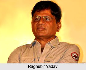 Raghubir Yadav, Indian Movie Actor