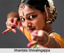 Shantala Shivalingappa, Indian Dancer