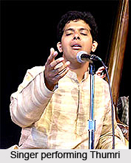 Origin and Development of Thumri, Indian Music