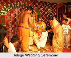 Telugu Wedding, Indian wedding