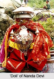 Nanda Devi Raj Jat, Uttarakhand