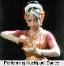 Kalpalathika , Kuchipudi dance performer
