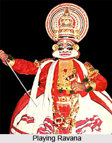 Role Of Actors In Kathakali