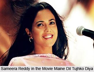 Sameera Reddy, Bollywood Actress