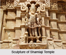 Shamlaji Temple, Sabarkantha District, Gujarat