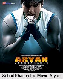 Sohail Khan, Indian Movie Actor