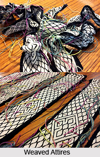 Weaving and Dyeing Craft