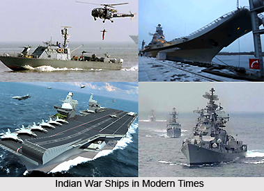 Maritime India, Indian History