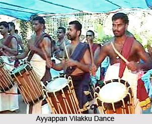 Ayyappan Vilakku Dance, Kerala