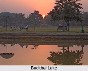 Badkhal Lake, Haryana