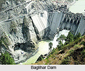 Baglihar Dam, Jammu And Kashmir