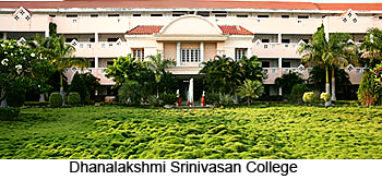 Dhanalakshmi Srinivasan College of Arts and Science for Women, Perambalur, Tamil Nadu
