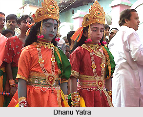 Dhanu Yatra, Indian Theatre Form