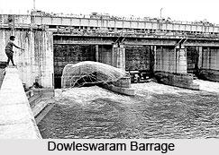 Dowleswaram Barrage, Andhra Pradesh