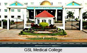 GSL Medical College, Rajahmundry, East Godavari, Andhra Pradesh