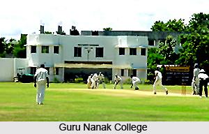Guru Nanak College, Velachery, Tambaram Road, Chennai, Tamil Nadu