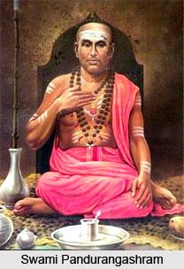 His Holiness Swami Pandurangashram, Indian Saint