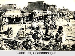 History of Chandannagar