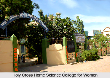 Holy Cross Home Science College for Women, Tuticorin, Tamil Nadu