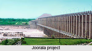 Joorala project, Andhra Pradesh