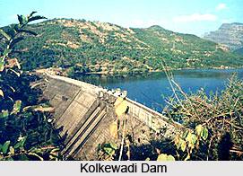 Kolkewadi Dam, Maharashtra