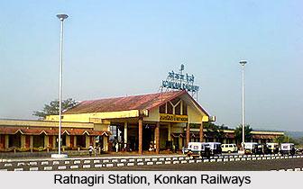 Konkan Railways, Navi Mumbai