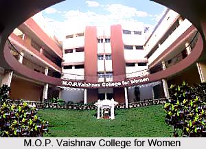 M.O.P. Vaishnav College for Women, N. H Road, Chennai, Tamil Nadu