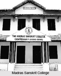 Madras Sanskrit College , Chennai