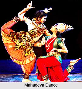Mahadeva Dance, Folk Dance of West Bengal