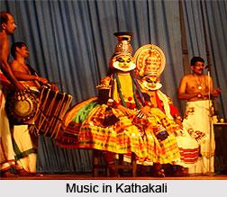 Music in Kathakali