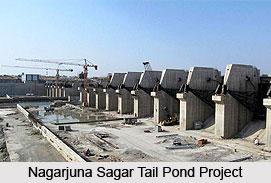 Nagarjuna Sagar Tail Pond Project, Andhra Pradesh