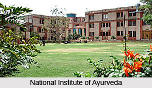 National Institute of Ayurveda, Union Government Autonomous Bodies