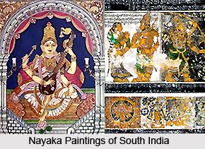 Nayaka Paintings of South India