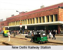 Northern Railway, New Delhi
