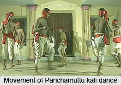 Parichamuttu Kali Dance, Folk Dance of Kerala
