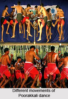 Poorakkali Dance, Kerala
